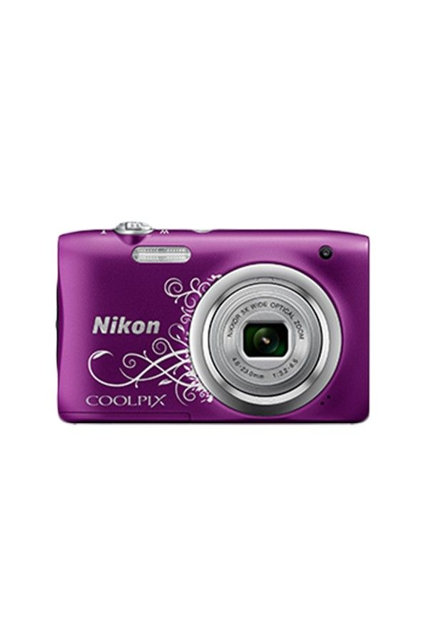 Nikon Coolpix  A100  D. Purple