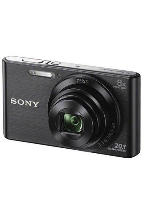 Sony W830-20.1MP Black