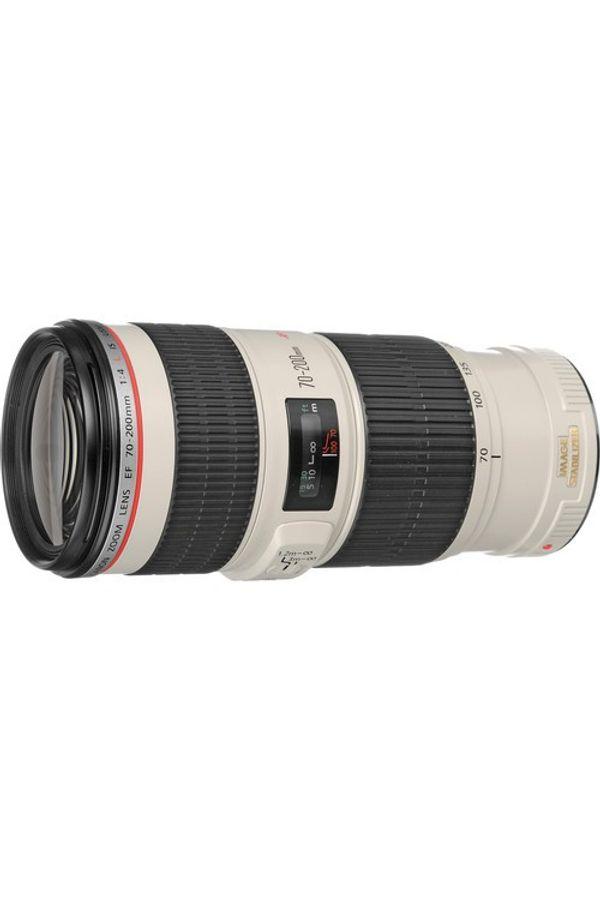 Canon EF 70 - 200mm f/4L IS USM Lens