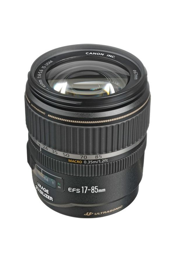 Canon EF-S 17 - 85mm f/4-5.6 IS USM Lens