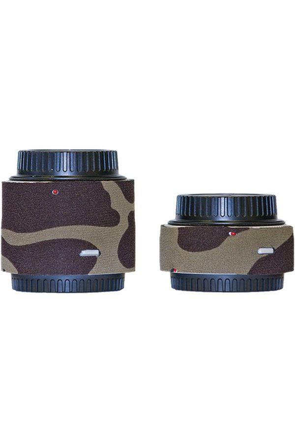 LensCoat Lens Cover for the Canon Extender  EF III (Forest Green)