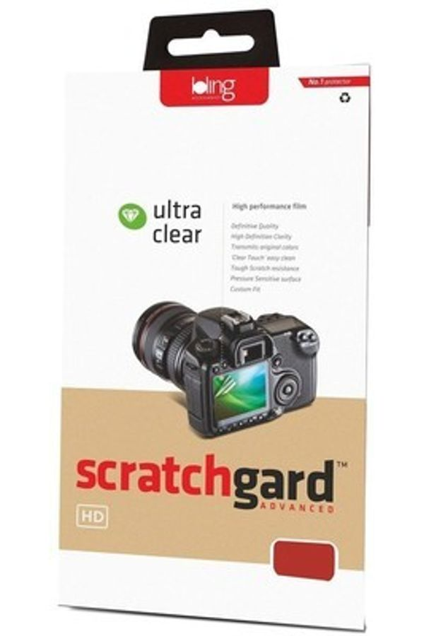 Scratchgard Screen Guard for Canon EOS 5D Mark III