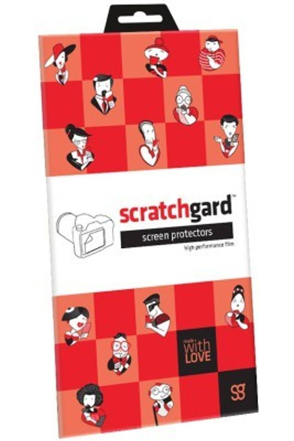 Scratchgard Ultra Clear Screen Protector For Canon PowerShot SX60 HS