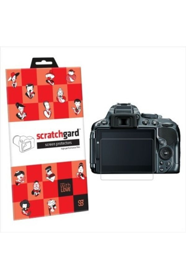 Scratchgard Screen Guard for Nikon SLR D5300