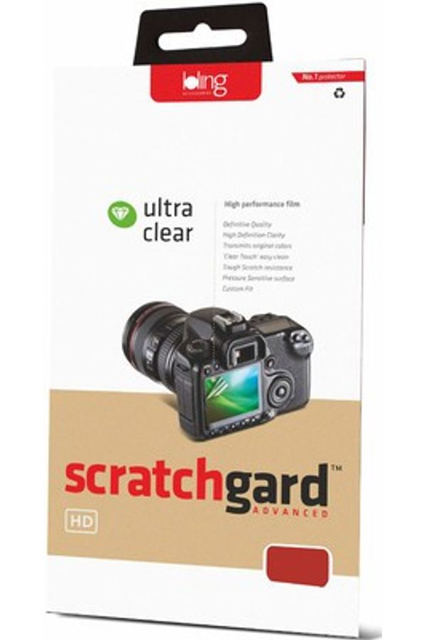 Scratchgard Screen Guard for Nikon SRL D7000