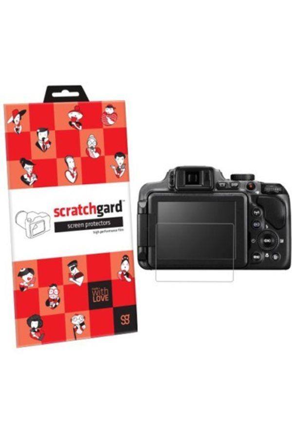 Scratchgard Original Ultra Clear - Screen Guard for Nikon CP P610