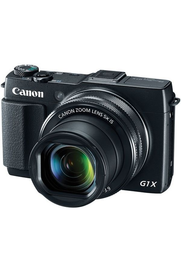 Canon PowerShot G1 X Mark II Digital Camera