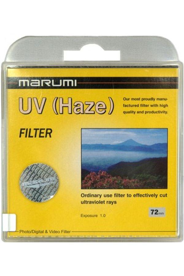 Marumi 72mm UV Haze Lens Filter