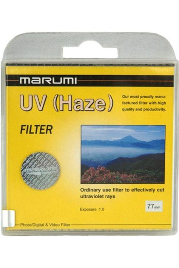 Marumi 77 mm Ultra Violet Haze Filter