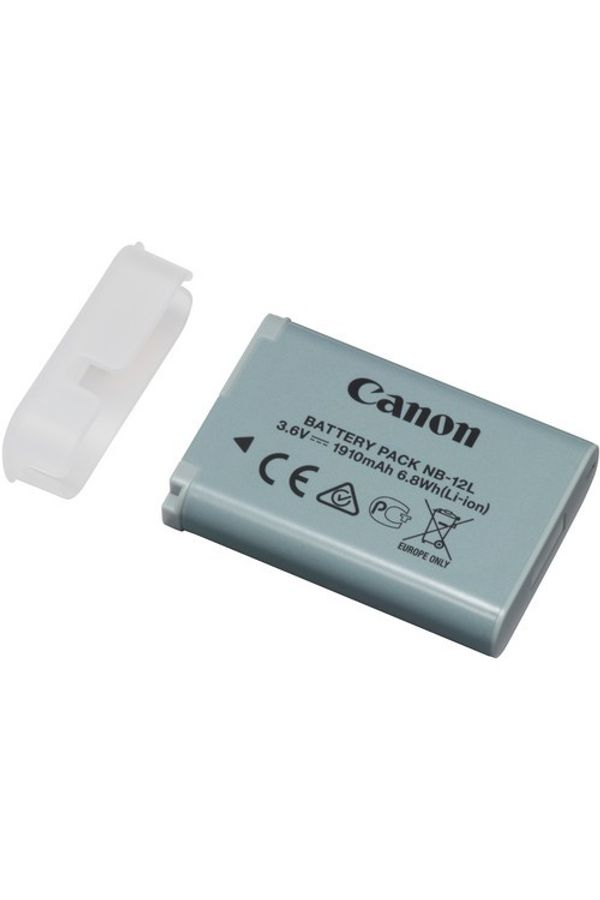 Canon NB-12L Lithium-Ion Battery Pack