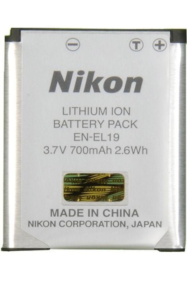 Nikon EN-EL 19 Rechargeable Li-ion Battery