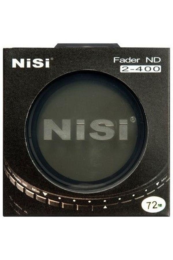 Nisi 72 mm Fader Neutral Density Filter
