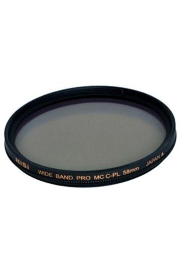 NiSi PRO MC CPL 58 mm Filter