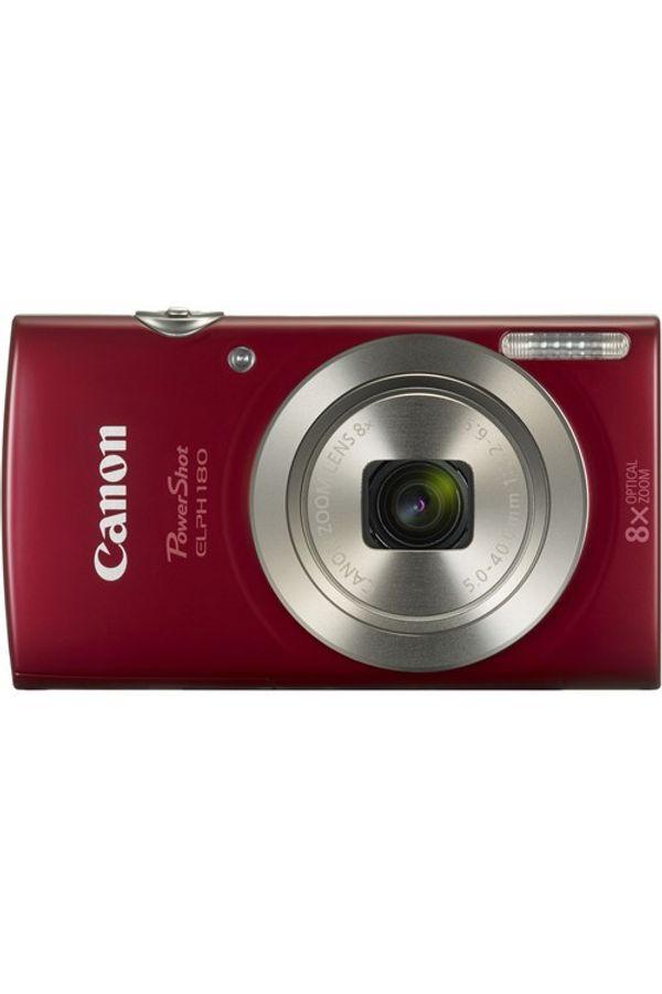 Canon DC IXUS 180 Red