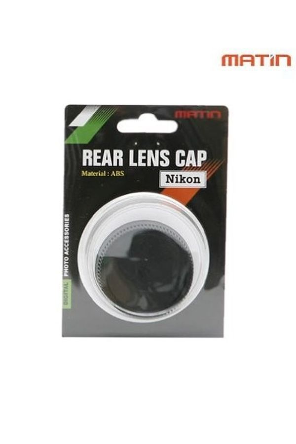 MATIN Rear CAP M6030 (for NIKON)