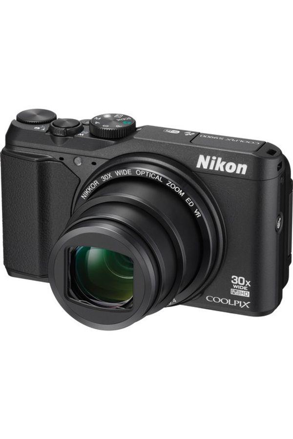 Nikon Coolpix S9900 Black