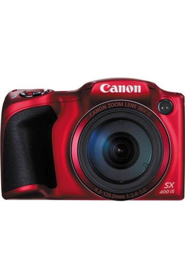 Canon PowerShot SX400 (Red)