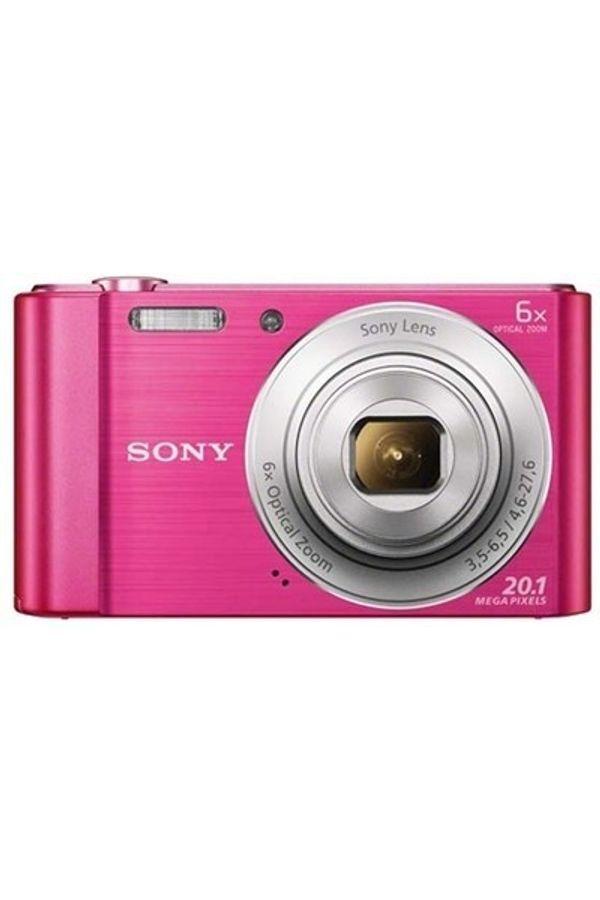 SONY W810-20.1 MP Pink