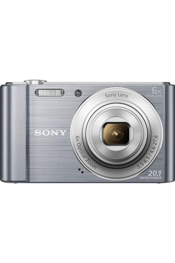 SONY W810-20.1 MP Silver