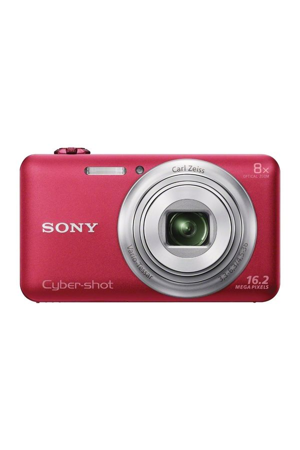 SONY CYBER-SHOT DSC-WX80 (RED)