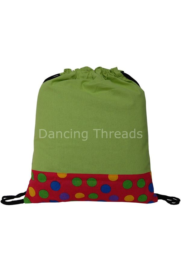 Buy Personalized Drawstring Bag - Cotton - Animals Online In India ...