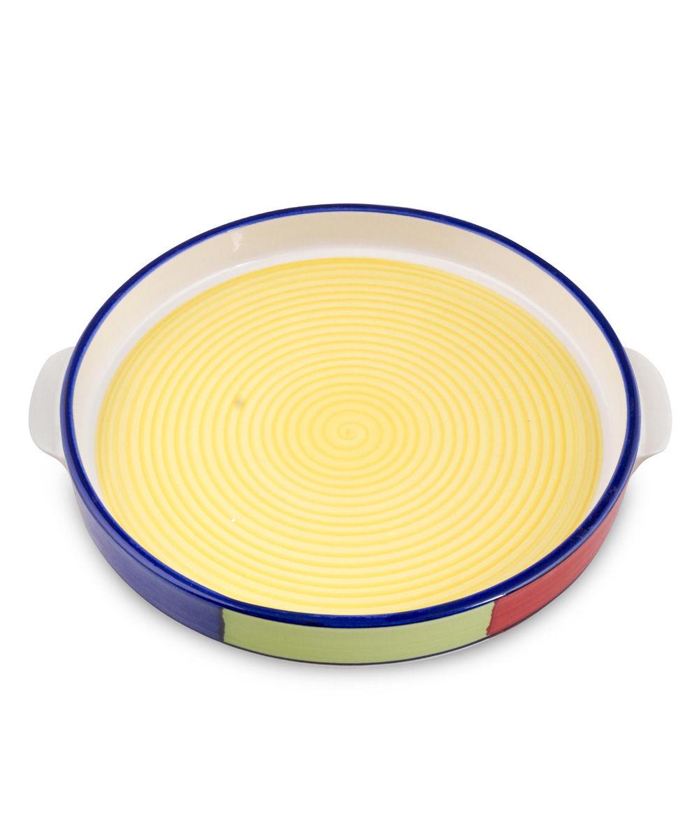 Ceramic Multicolored Pizza Plate. \u2039  sc 1 st  Vareesha & Ceramic Multicolored Pizza Plate | Vvskw004