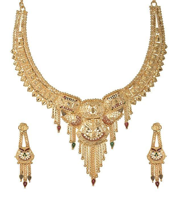 Amazing Rani Haar set