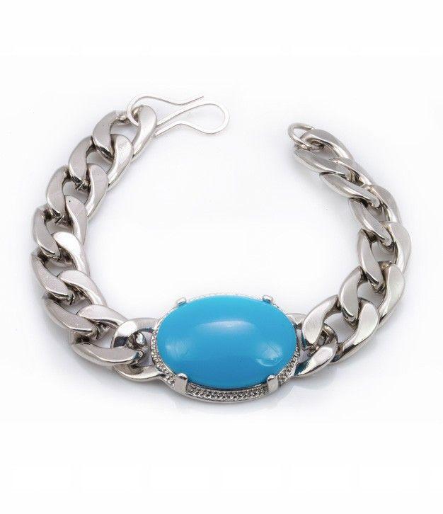 Bracelet Salman Khan Firoza Style Bracelet For Men