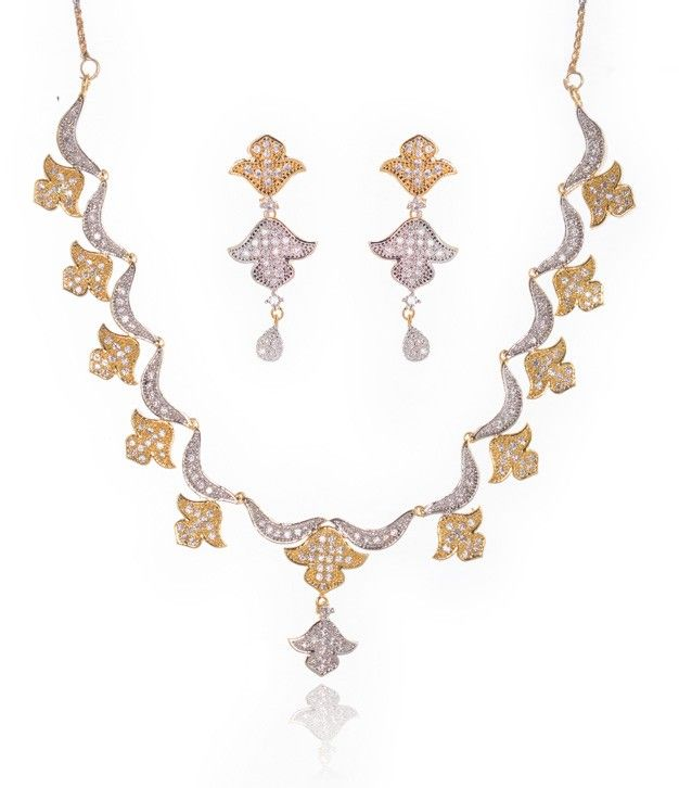 Glowing Necklace Set