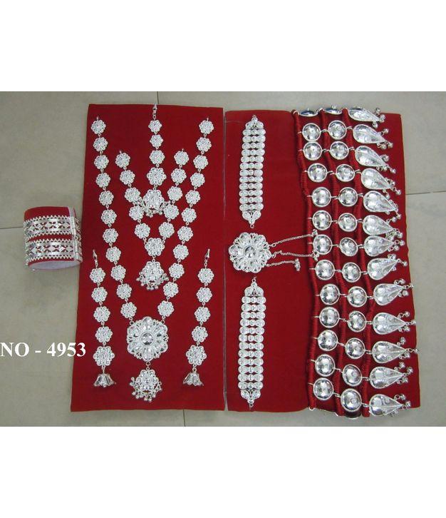 Odissi Dance Jewellery Set