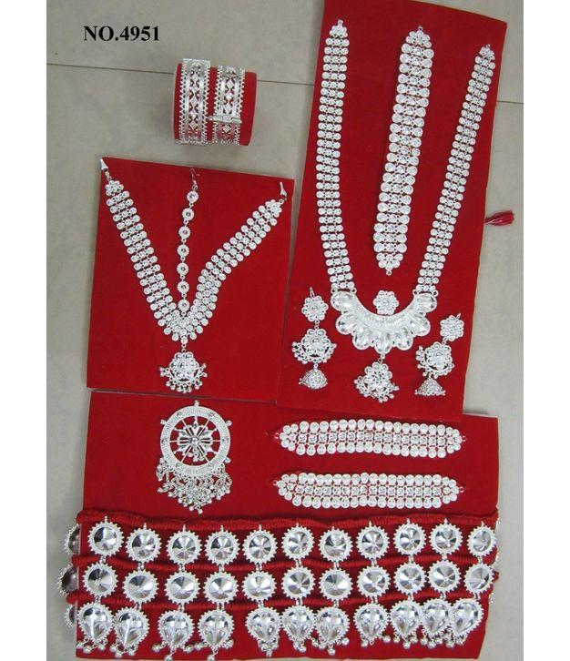 odisha dance jewellery set