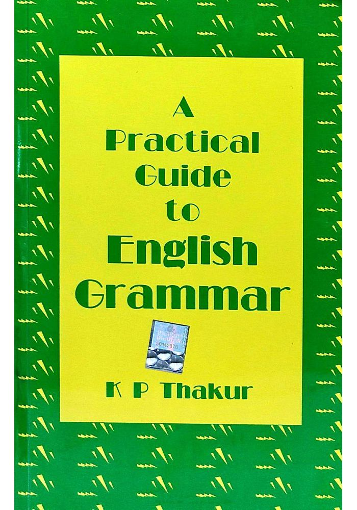 English Hindi Grammar Book