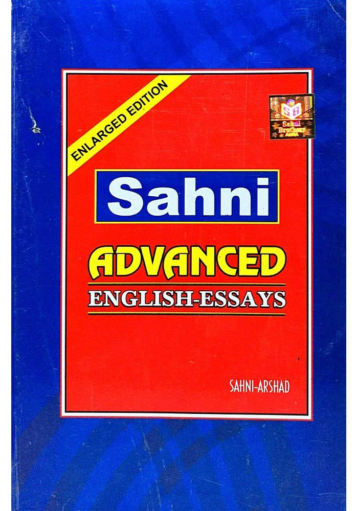 Zoom · Sahni Advanced English Essays ...