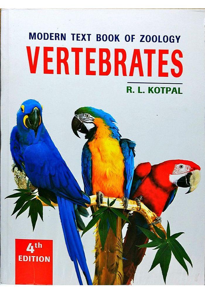 Zoology kotpal book vertebrate