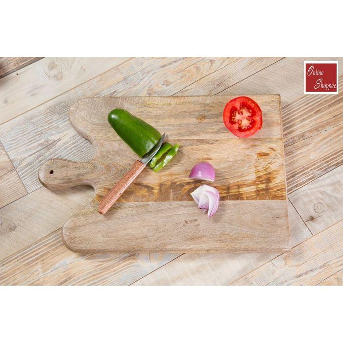 OnlineShoppee  Kitchen Chop Board  Of  Wood