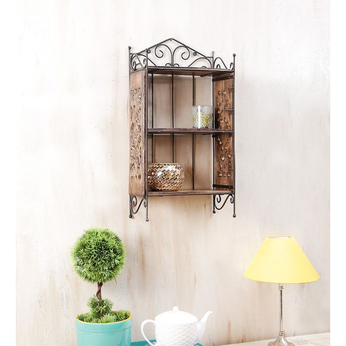 Onlineshoppee Home Decor 3 Shelf Rack