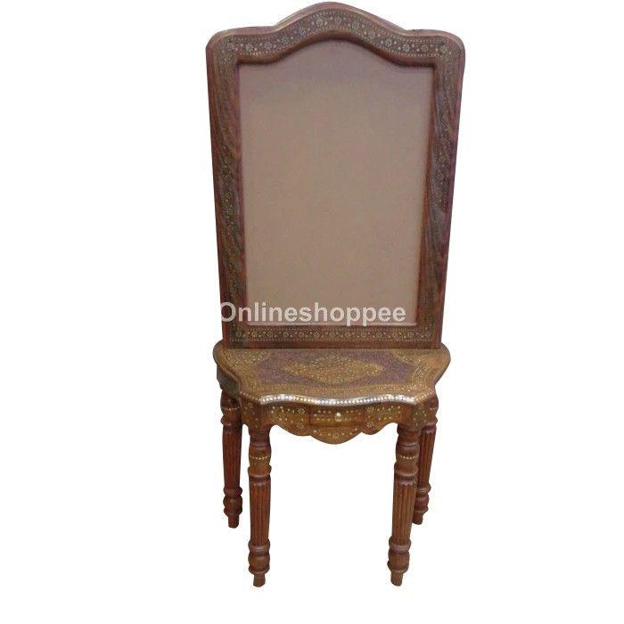 Sheesham Wood Dressing Table