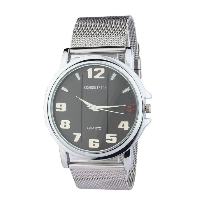 Optima FT-8017-AN-GBK Fashion Track Analog Watch - For Men