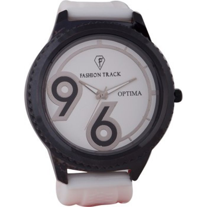 Optima FT-ANL-2478 Fashion Track Analog Watch - For Men