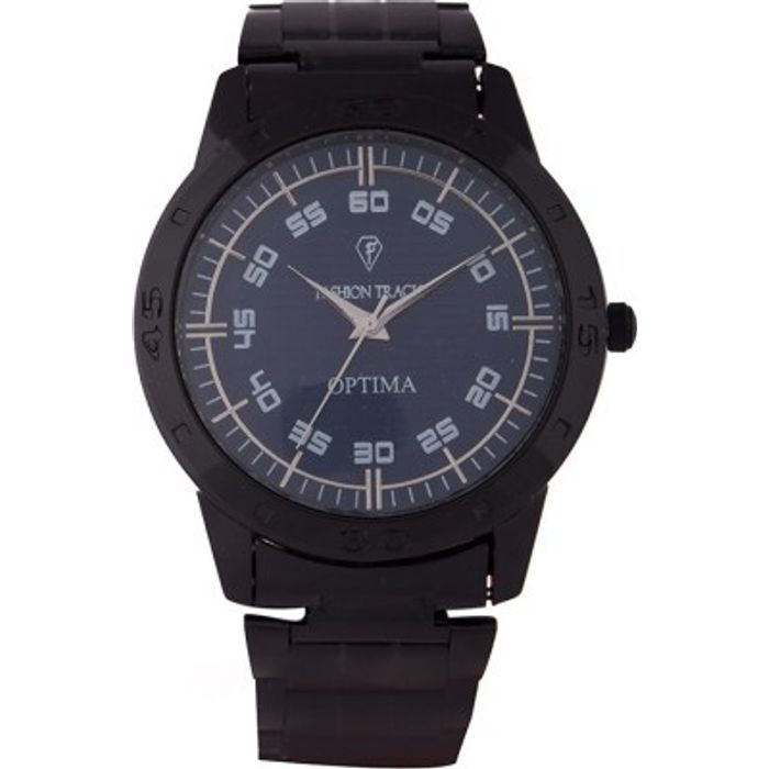 Optima FT-ANL-2499 Fashion Track Analog Watch - For Men