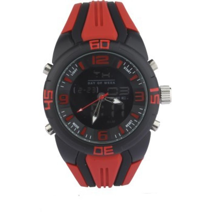 Liverpool LFC-IND-ANDW-1057/01 Sports Analog-Digital Watch - For Men, Boys