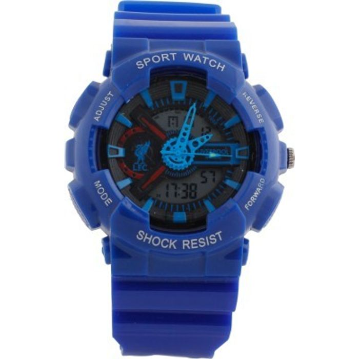 Liverpool LFC-IND-ANW-005 Analog-Digital Watch - For Men