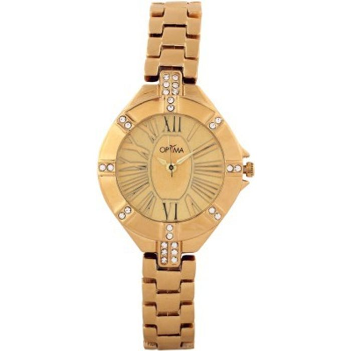 Optima OPT-1116-LJCSL Juicy Analog Watch - For Women, Girls