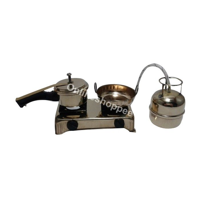 Baby Toy Kitchen Set made of pure brass