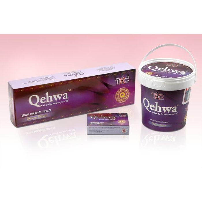 2 Qehwa Plum Berry Flavour for Hookah / Hukka / Hookha, 2 FREE Coal