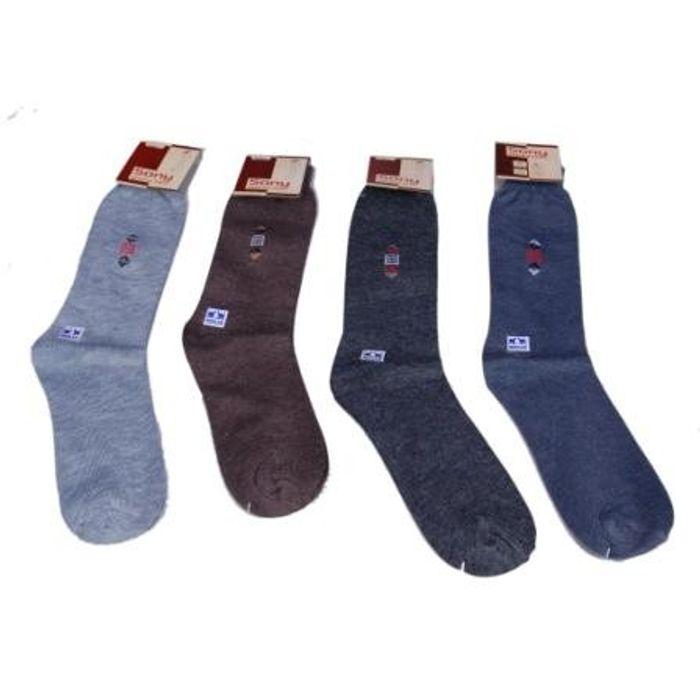 Onlineshoppee Premium Quality Woolen Long Socks For Men Set of 10
