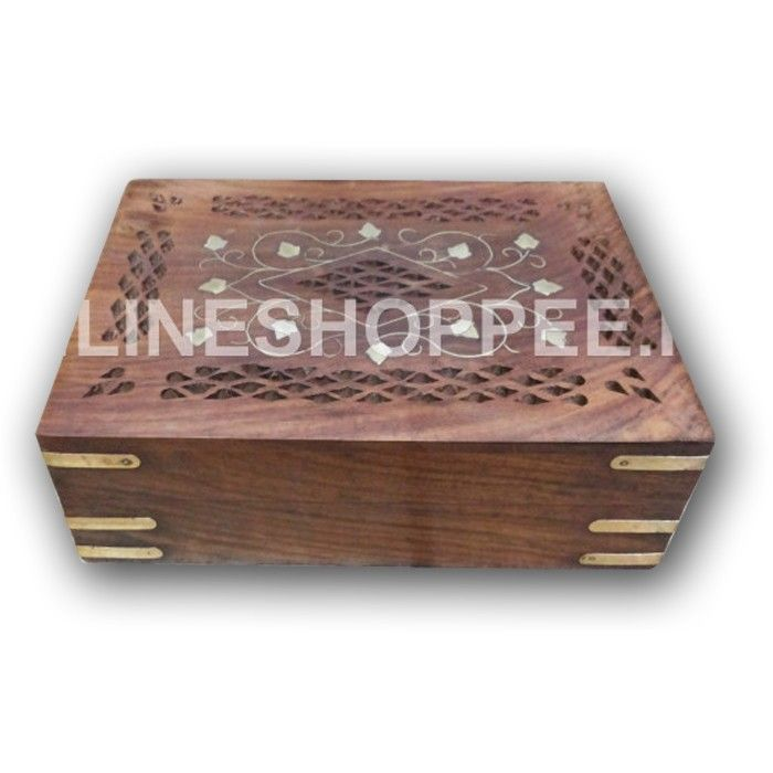 Wooden Multipurpose Jewellery Box