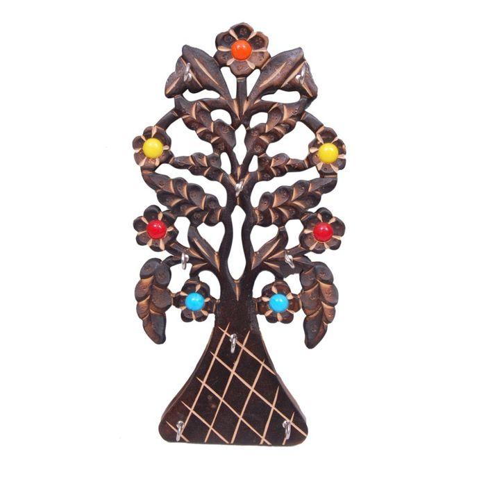 Onlineshoppee Wooden Antique  Key Holder