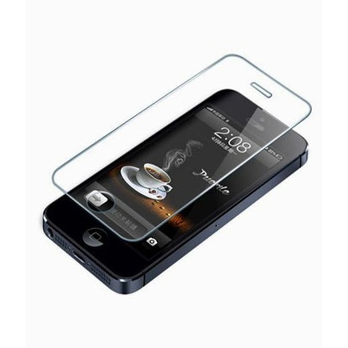 Premium Quality Hardness Mirror Screen Guard for iPhone 4 For Screen Protector