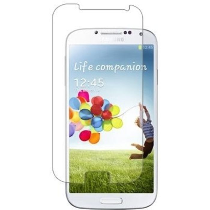 Premium Quality Hardness Mirror Screen Guard for Samsung Galaxy S4 Curve For Screen Protector